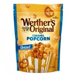 Pop-Corn et Bretzels caramélisés Werther's Original
