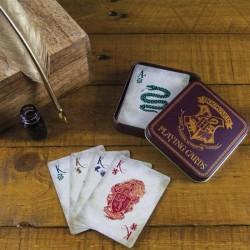 Jeu de 52 cartes Harry Potter